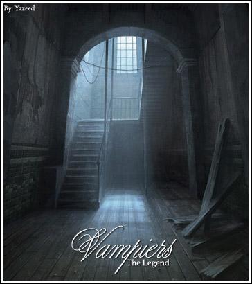 Vampires Legend تاريخ الأسطورة